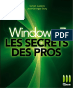 Windows 7 Les Secrets Des Pros