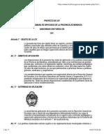 Jardines Maternales Habilitacion Provincial Mendoza - Argentina