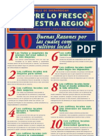 Good Reasons Poster Spanish SVBFBL