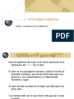 Valoracion Forestal 2019-i