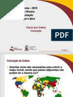 Grafos7-Coloracao