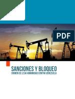 Reporte Venezuela Sanciones