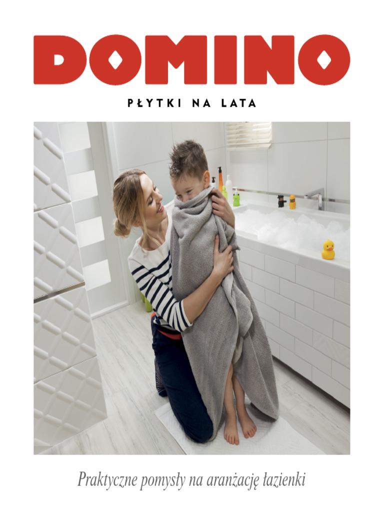 Katalog Domino łazienki Decorative Arts Art Media