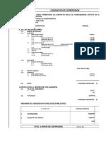 206501636 Liquidacion de Obra Revisada Xls
