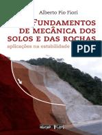 Fundamentos de Mecânica Dos Solos e Das Rochas