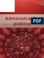 Administração Pública - Gestão Pública - Apostila Livro Único Anhanguera EAD