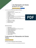 laboratorio matematica