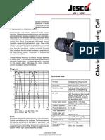 LJ Chlorine Measuring Cell CS120 en MB