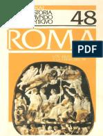 Fatas Cabeza Guillermo - Akal Historia Del Mundo Antiguo 48 - Roma - Los Julio Claudio Y La Crisis Del 68