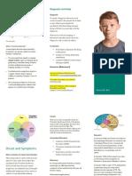 tourette syndrome brochure
