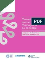 Manual Operativo Tamizaje Mamografia