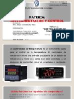 4.1 Controladores de Temperatura.pptx