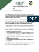 Reglamento Interno Del CMD
