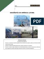 Guía N° 4 Geografía de América Latina