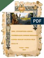 La Etnohistoria Andina Bibi
