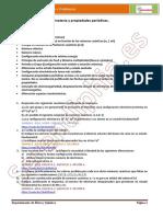 001. Problemas Repaso Selectividad 2019. Estructura Interna de La Materia