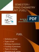 Fuel Polynomial