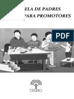 Escuela Para Padres - Manual CEDRO
