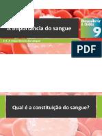 Dt9 a Importância Do Sangue