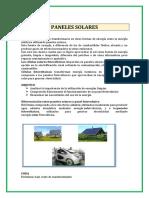 Ventajas y Desventajas Paneles Solares