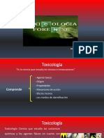 Toxicologia Forence DML