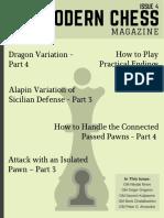 Modern Chess Magazine - 4