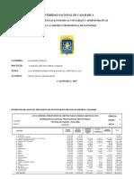 Economía Pública - Presupuesto Público
