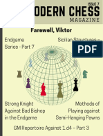 Modern Chess Magazine - 7