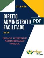 Conceitos Iniciais - Estado Governo e Administração Publica