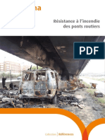 DT7022 Incendie Ponts Routes