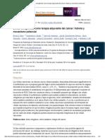 Dietas Cetogénicas Como Terapia Adyuvante Del Cáncer_ Historia y Mecanismo Potencial