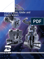 API 602 Forgedvalves