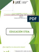 Educación Steam