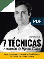 7 técnicas avançadas de hipnose clínica- LucasNaves