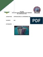 INFORME DE GRANULOMETRÍA AGREGADO FINO