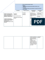 Planificciones Ciencias Naturales 4º Basico ,2º Semestre