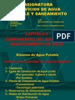componentes Del Sistema de Agua y Alcantarillado Semana 2 2019 i
