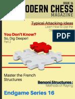 Modern Chess Magazine - 16
