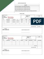7. Contoh Daftar Pbf, Faktur Obat