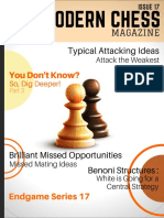Modern Chess Magazine - 17