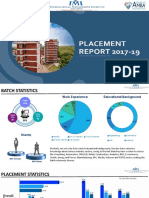 IMI Delhi placement brochure