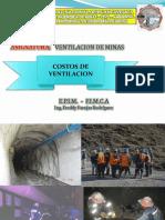 Costos de Ventilacion de Minas