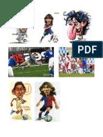 caricaturas deportivas