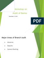 Banking Audit