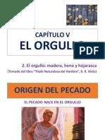 5.2. EL ORGULLO