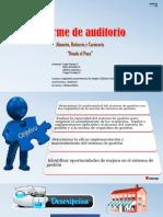 Auditioria -
