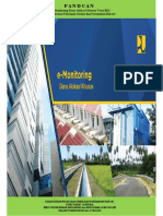 Panduan E-Monitoring DAK Versi 2015