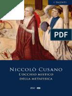 Nicolas de Cusa It