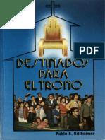 Paul E. Billheimer - Destinados Para el Trono (1).es.pt.docx