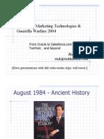 Software 04 Guerrilla